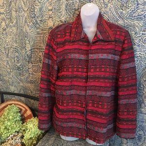 Women's Alfred Dunner Blazer/Coat Size 18
